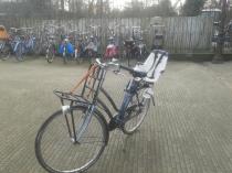 Mamafiets - Kinderkookkafe Vondelpark 2 - Bakfiets Huren Amsterdam